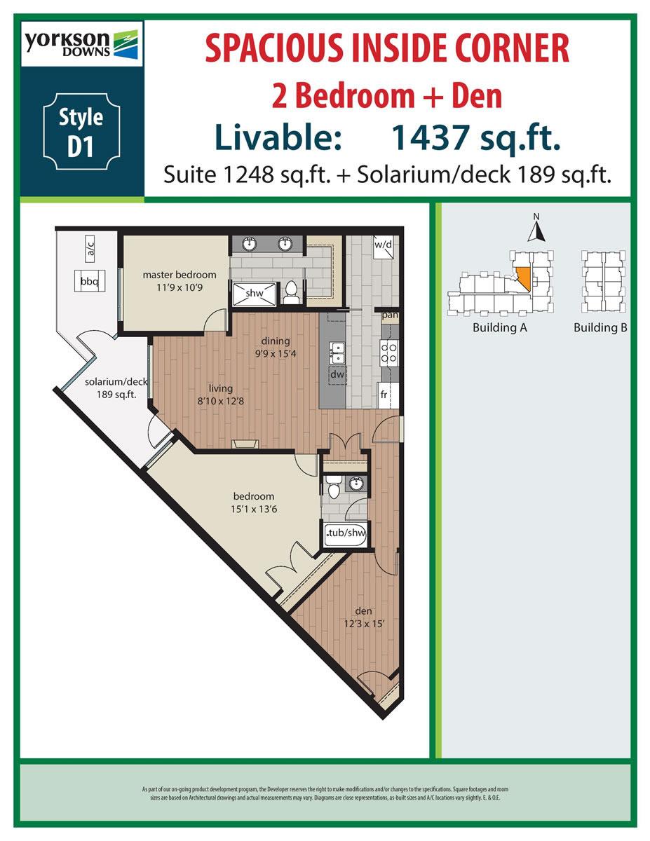 Suite 1248 Sq Ft Solarium Deck 189